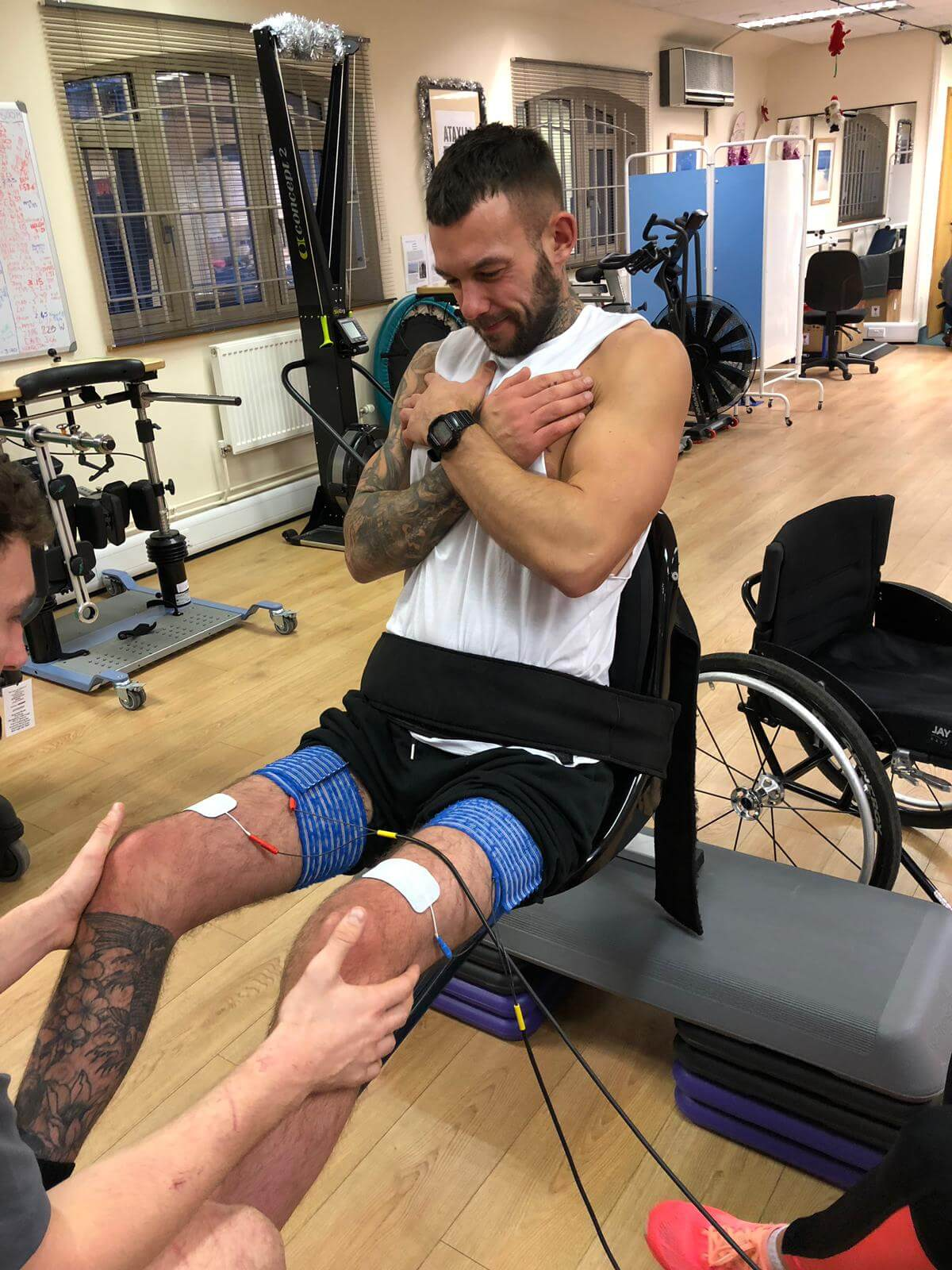 The RST Physiotherapy Scholarship Programme